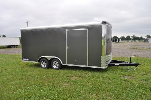 2021 Sure-Trac 8.5 x 18 Enclosed 10K Car / Racing Trailer For Sale
