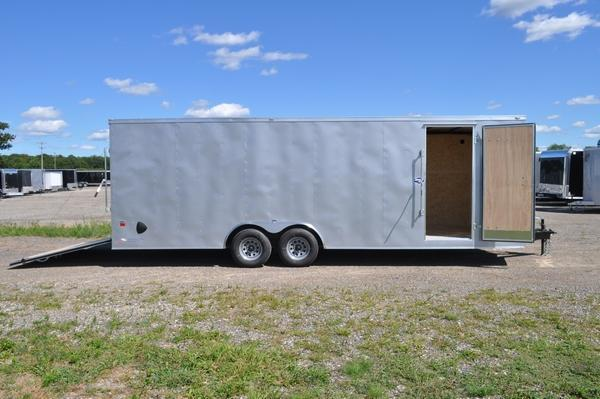 2021 American Hauler 8.5 x 24 Enclosed 10K Car / Racing Trailer For Sale