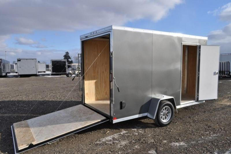 2019 Haul-It 6 x 12 Enclosed Cargo Trailer for Sale in Michigan!!