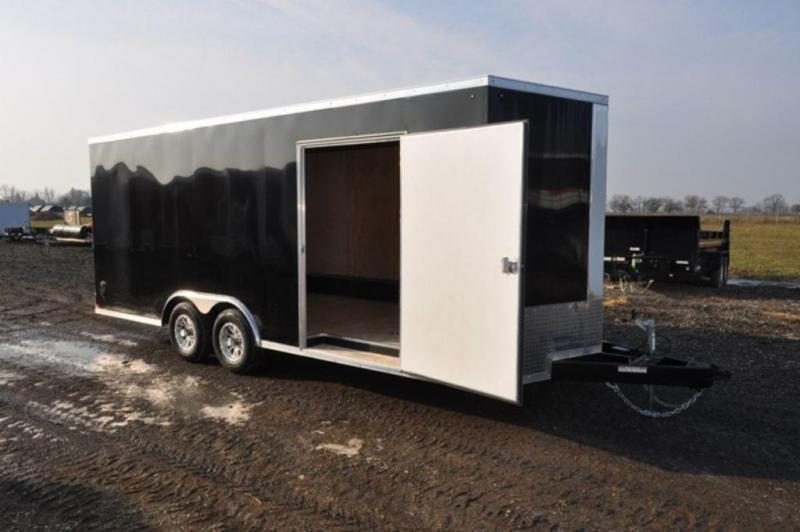 2019 Haul-It 8.5 x 20 Enclosed 10K Car Trailer For Sale