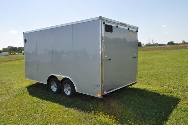 2021 Stealth Trailers 8.5 x 16 Wedge Nose Enclosed Cargo Trailer For Sale