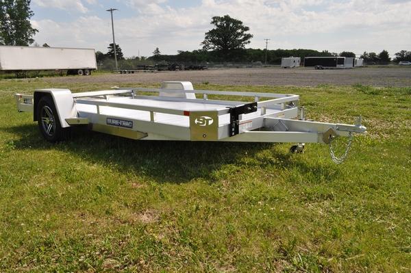 2021 Sure-Trac 7 X 14 Aluminum Low Side Utility  3K