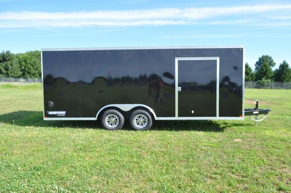 2020 Sure-Trac 8.5 x 20 Wedge Nose 10K Car / Racing Trailer For Sale