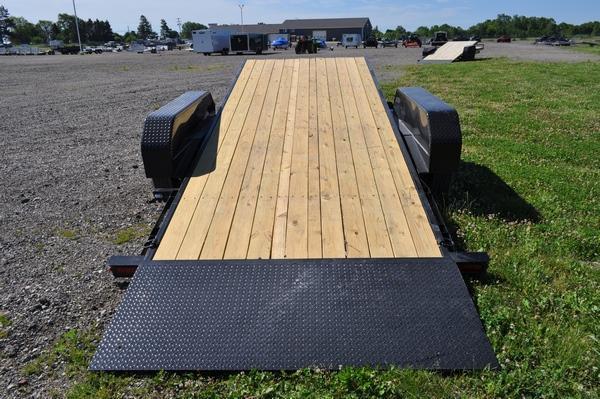 2021 Sure-Trac 7 x 18 Tilt Bed Equipment Trailer 14K For Sale