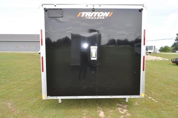 2020 Triton 8.5 x 24 + 5 Snowmobile Trailer For Sale
