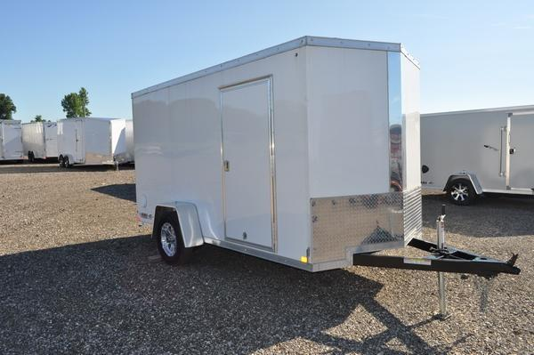 2019 Haul-It 6 x 12 Enclosed Cargo Trailer For Sale