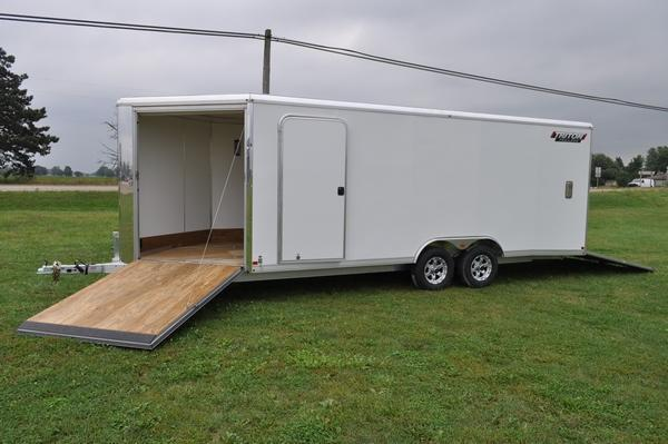 2020 Triton Trailers 8.5 x 20 + 5 Drive On/Off Car / Racing Trailer For Sale