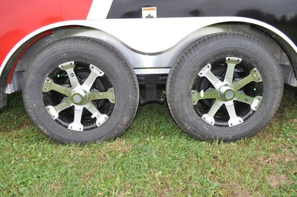 2020 Haul-it 7.5 x 23 Inline All Aluminum Snowmobile Trailer For Sale