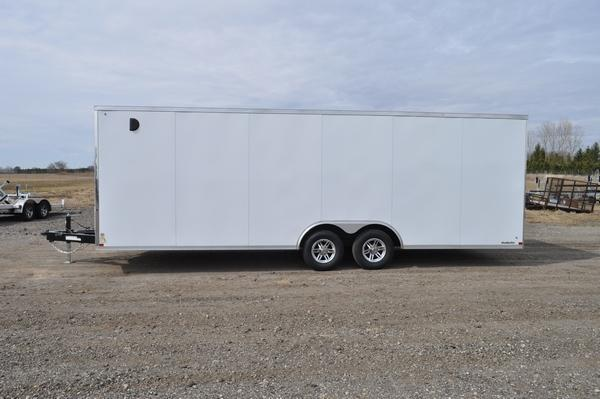 2021 Sure-Trac 8.5 x 24 Enclosed 10K Car / Racing Trailer For Sale