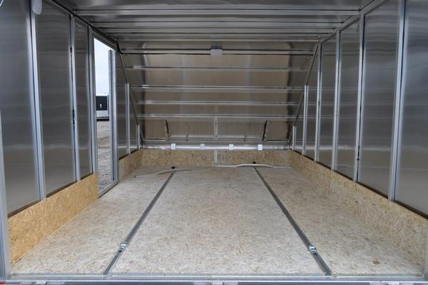 2022 Sport Haven All Aluminum 101 x 13' Snowmobile Trailer For Sale