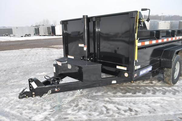 2021 Sure-Trac 82 IN x 12 HD Low Profile Dump Trailer For Sale