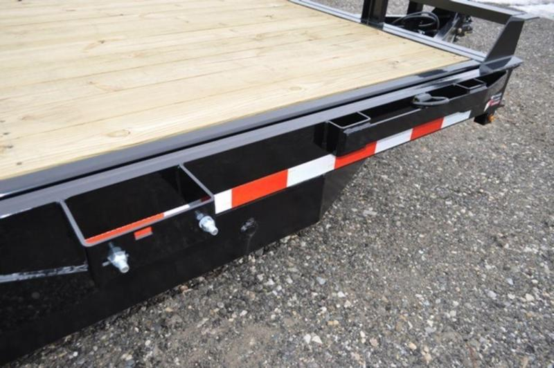 2019 Sure-Trac 7 x 18 HD 14K Tilt Equipment Trailer For Sale