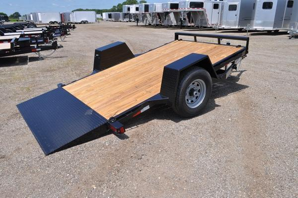 2020 Sure-Trac 78 IN x 12 Tilt Bed Equipment 7.8K For Sale