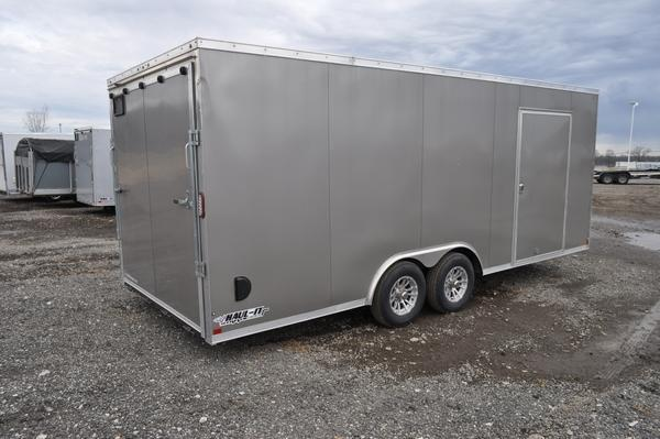 2019 Haul-it 8.5 x 20 Wedge Nose 10K Car / Racing Trailer For Sale