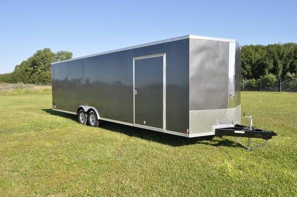 2019 Haul-it 8.5 x 28 Enclosed 10K Car / Racing Trailer For Sale