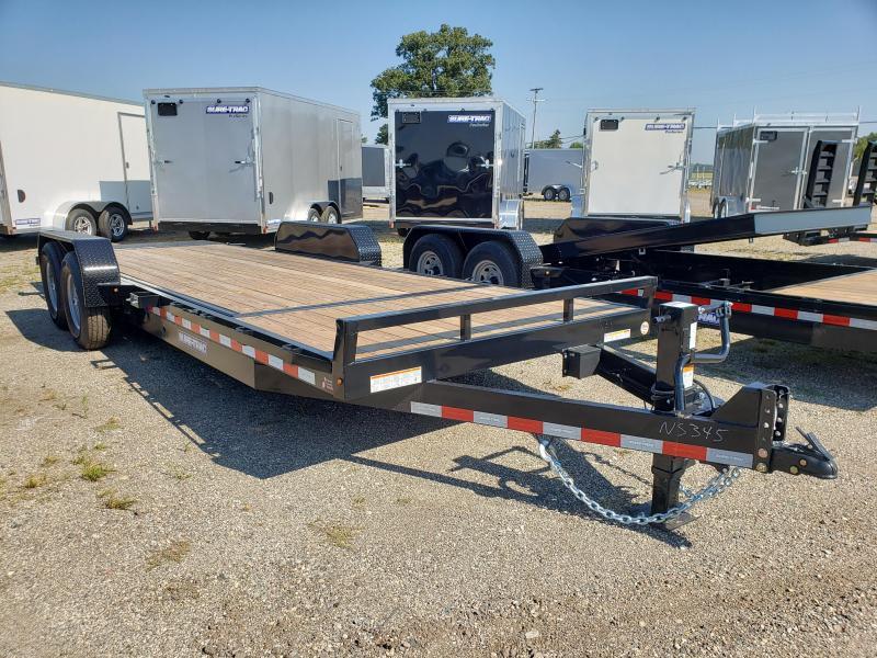 2021 Sure-Trac 7x22 Tilt Equipment Trailer For Sale.