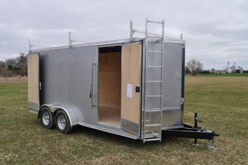 2020 Discovery 7 x 16 Construction Cargo Trailer For Sale