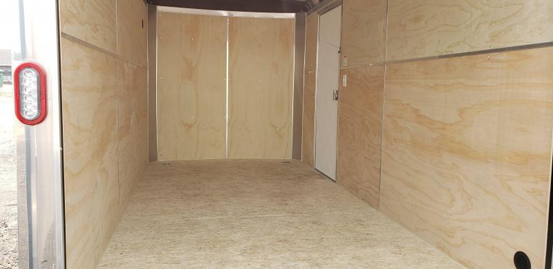 2019 Haul-it 7 x 14 Enclosed Cargo Trailer W/Barn Doors for Sale