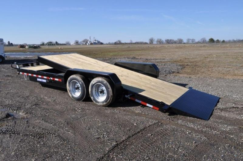 2019 Sure-Trac 7 x 22 16K Tilt Equipment Trailer For Sale