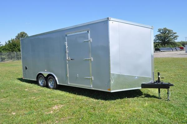 2021 Stealth Trailers 8.5 x 20 Wedge Nose Car / Racing Trailer For Sale