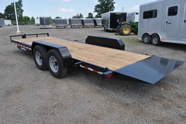 2020 Sure-Trac 7 x 18+4 Tilt Bed Equipment  14K For Sale