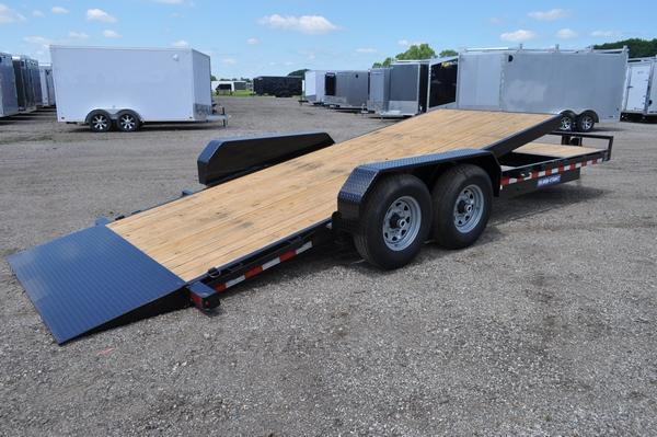 2020 Sure-Trac 7 x 18+4 Tilt Bed Equipment  14K For Sale