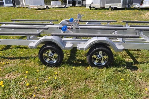 2020 Triton 4 Place All Aluminum Watercraft Trailer For Sale