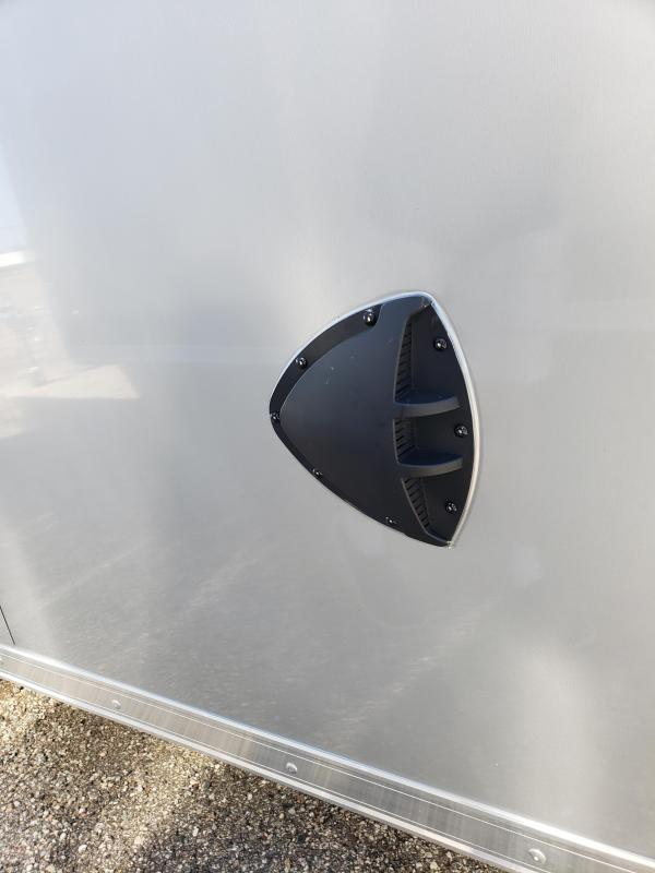 2022 Discovery Trailers 7x29TA35 Aero Lite SE Aluminum  Snowmobile Trailer
