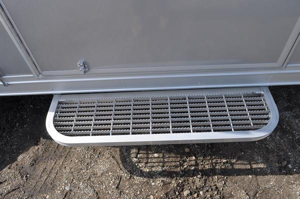 2020 inTech Trailers 8.5 x 20 + 5 All Aluminum Combo Snowmobile Trailer For Sale
