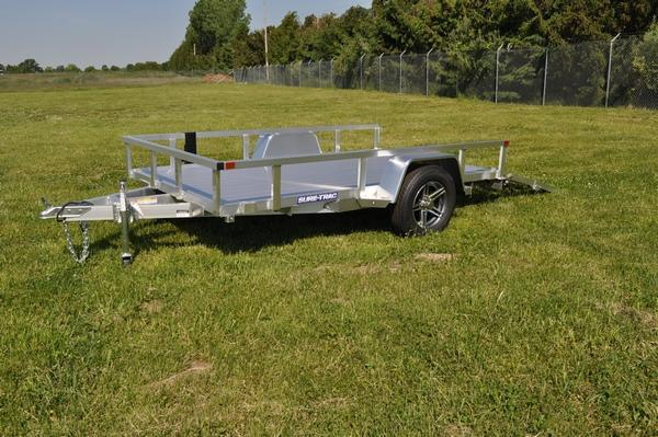 2021 Sure-Trac 6 X 10 Aluminum Tube Top Utility For Sale