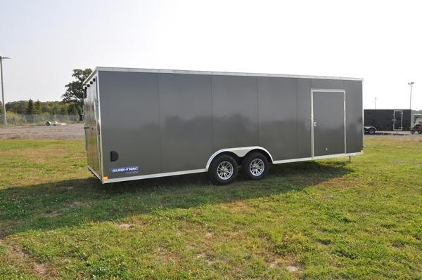 2021 Sure-Trac 8.5 x 24 Pro Series Enclosed Wedge Car For Sale