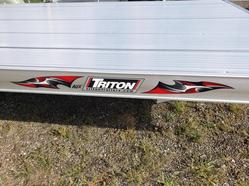 2020 Triton Trailers 7x20 Utility Trailer for sale