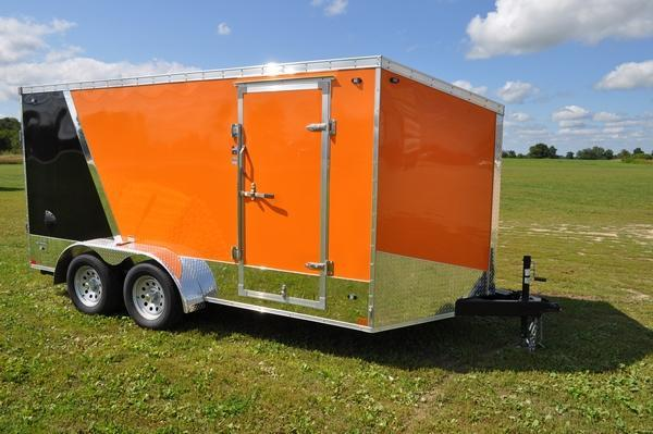 2020 Stealth Trailers 7 x 14 Motorcycle Trailer For Sale