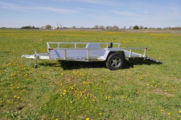 2021 Sure-Trac 7 X 12 Aluminum Tube Top Utility  3K For Sale
