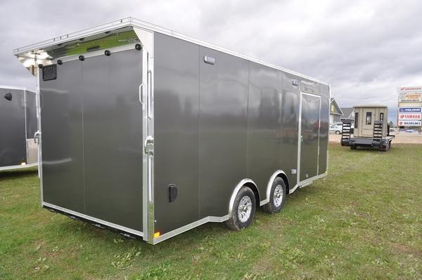 2020 Haul-it Loaded 8.5 x 20 Enclosed Car / Racing Trailer For Sale