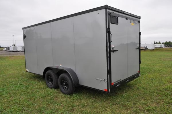 2021 Stealth Trailers 7 x 16 H.D. 10K Wedge Nose Enclosed Cargo Trailer For Sale