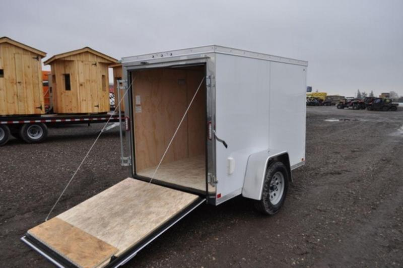 2019 Haul-It 5 x 8 Enclosed Cargo Trailer For Sale