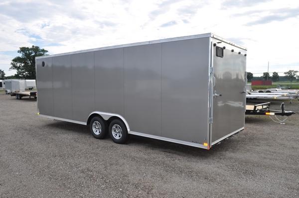 2021 Sure-Trac 8.5 x 24 Pro Series Enclosed Car Trailer for Sale