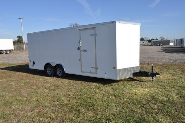 2021 American Hauler 8.5 x 20 Wedge Nose Car / Racing Trailer For Sale