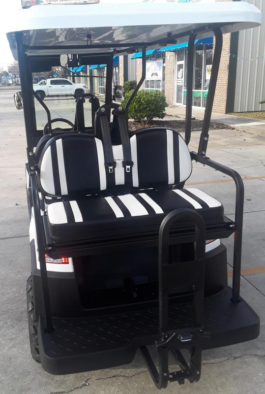 2021 Bintelli 6-seat lifted Golf Cart
