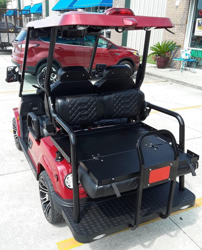 2021 Tomberlin E2-SS Coupe Golf Cart