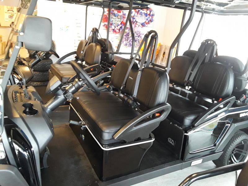 2021 Bintelli 6 seat standard Golf Cart