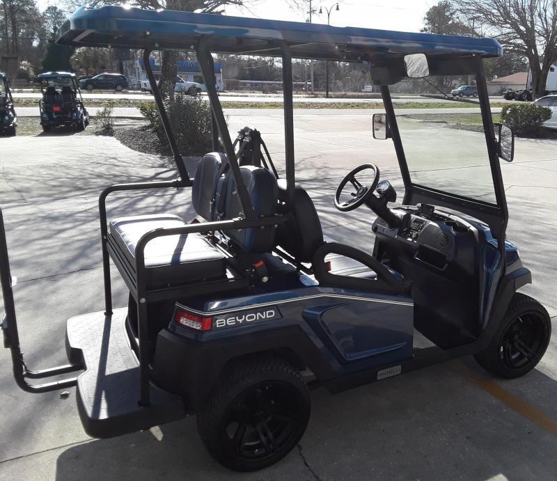 2021 Bintelli 4 seat standard Golf Cart