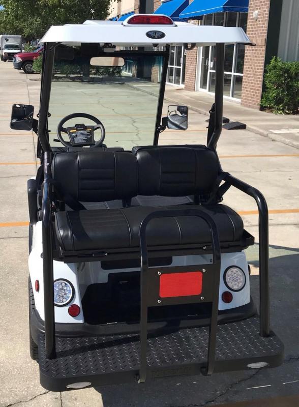 2022 Tomberlin Revenge E2 Golf Cart