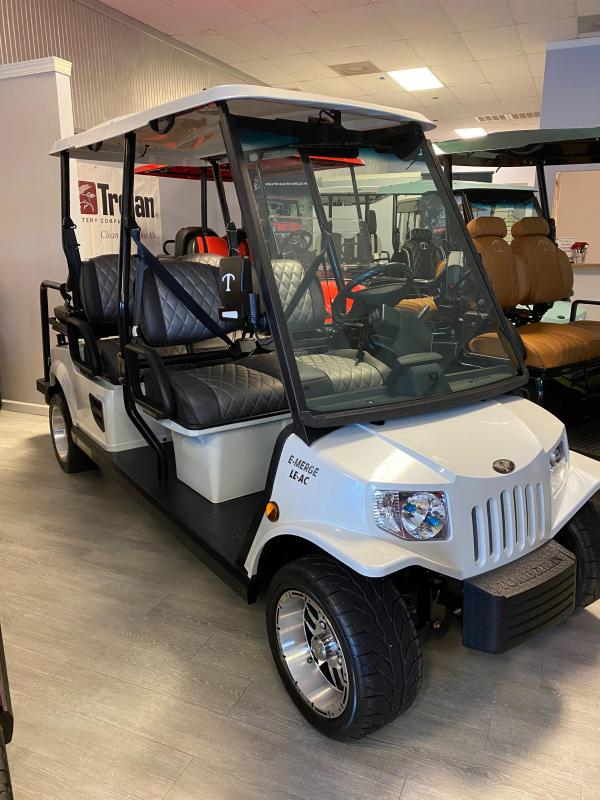 2021 Tomberlin E-Merge LE-AC Golf Cart