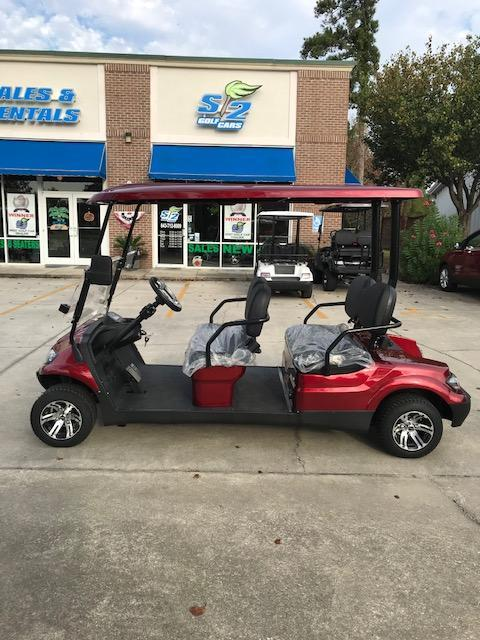 2020 ICON I40F Golf Cart