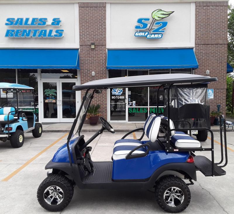 2015 Club Car Lifted 4 seat Golf Cart