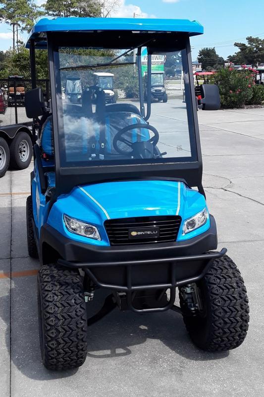 2022 Bintelli LSV4P Lifted Golf Cart