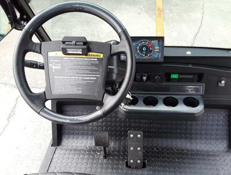 2021 Tomberlin E-Merge E4 LE Golf Cart