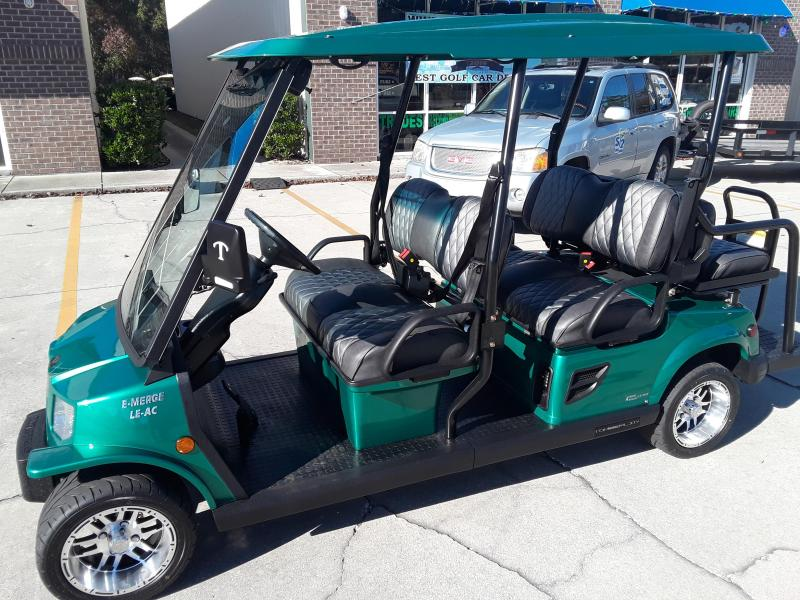 2021 Tomberlin E-Merge E4 LE Golf Cart